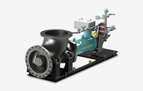 gamme pompe rotor speciales