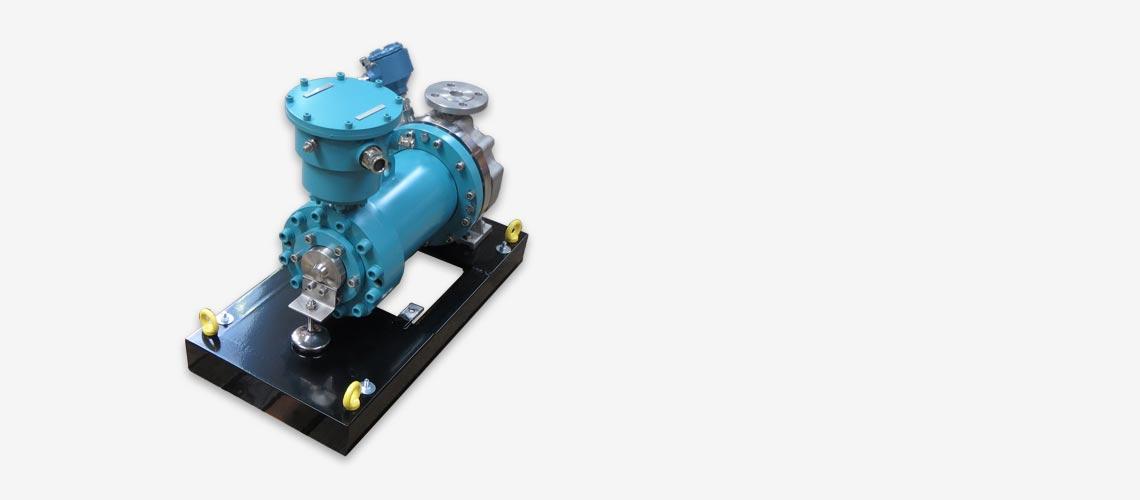 05 - Насосы с герметизированным двигателем - iso 15783 - optimex bf1166